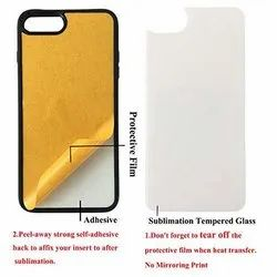 2d Sublimation Glass Mobile Covers