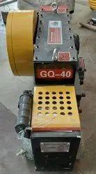 400kg TMT Bar Cutting Machine, Model Name/Number: GQ40H, 3kw