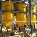 Batch Type Edible Oil Refinery Plant