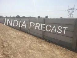 Residential Precast Compound Wall