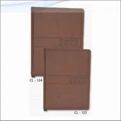 New Year Diary 2022 Premium PU Series
