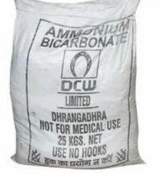 Amonia Bi Carbonate Powder