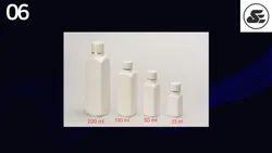Long Square Bottles