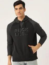 Harbornbay  Full Sleeve Printed Men Sweatshirt