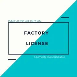 Gst Registration Factory License Service in India