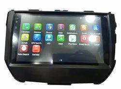 Bluetooth Connectivity 9inch Car Android Stereo, Size: 24.99 X 4.8 X 14.5 cm