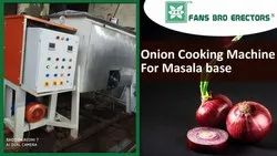 Onion Cooking Machine For Masala Base