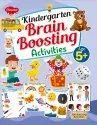 5 Plus Year Kindergarten Brain Boosting Activities Book