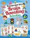 4 Plus Year Kindergarten Brain Boosting Activities Book