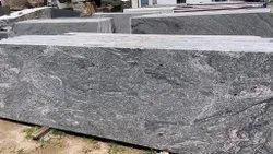 Big Slab White Green Granite, Thickness: 15-20 mm