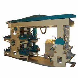 Flexographic Printing Machine - 4 Colors