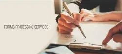 Data Entry Form Processing Service