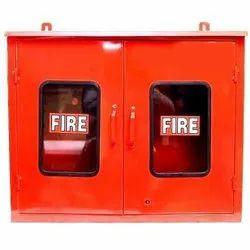 Double Door Fire Hose Box