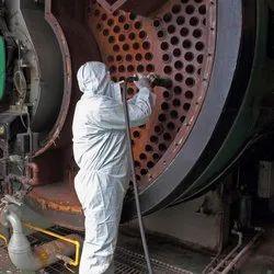 Boiler Fabrication Service, Surface Treatment/Coating: Galvanized