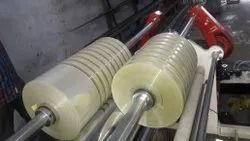 Poly Propylene Liner Slitter Rewinder Machine