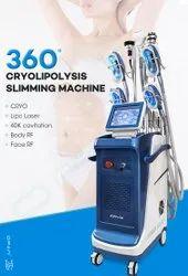 360 Cryolipolysis Fat Freeze Machine
