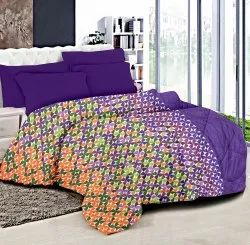 Second Cotton Rich Printed Comforter