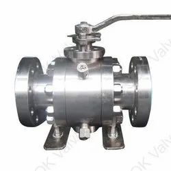 A352 LCC Carbon Steel Ball Ball Valve