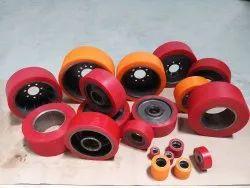 PU Pallet Truck Wheels