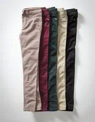 Slim Fit Formal Wear Mens Chinos Pants, Machine Wash