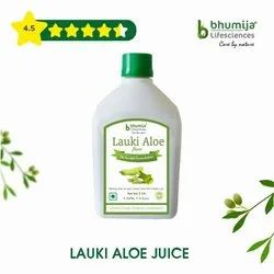 Lauki Aloevera Juice Sugar Free