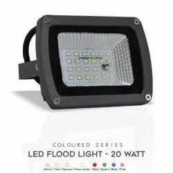 20w Flood Light Back Choke