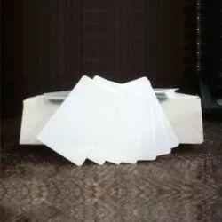 Rectangular Blank Pvc Id Card