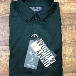 Cotton Slim Fit Men Green Casual Shirt