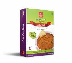 Heat And Eat Jain Pav Bhaji
