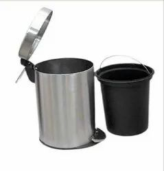 Stainless Steel Pedal Bins