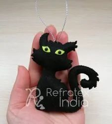 Exclusive Felt Christmas Ornaments