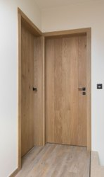 AP Wood Brown Designer Laminated Doors, For Home