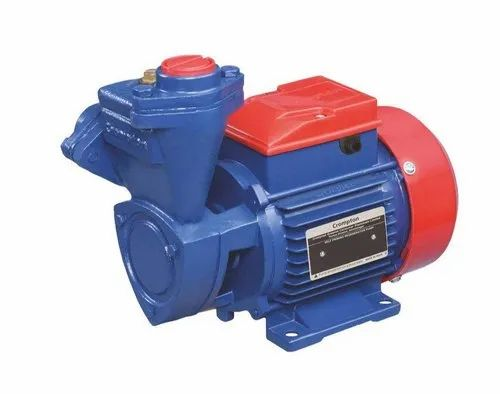 Metal Single Phase Crompton Monoblock Pump, 3000rpm