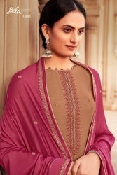 Bela Fashion Razi Viscose Muslin Straight Salwar Suit Catalog