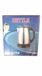 SS and Plastic Stainless Steel Electric Kettle, For Commercial, Capacity(Litre): 1.5 L