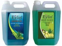 Eylin Herbal Shampoo Shower Gel, Liquid, Packaging Size: 5 Liters Each