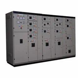 AEAB Three Phase Mild Steel MCC Panel, For Industrial, 440 V