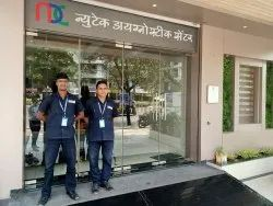 Corporate Male Commercial Security Service, in Maharashtra