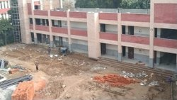 Concrete Frame Structures School Construction Service