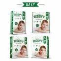 Teddyy Cotton, Nonwoven Teddy Baby Diaper Pants Super Newborn 5