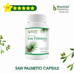 Saw Palmetto With Nettle Root Capsule
