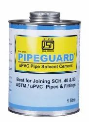 1 L PipeGuard  UPVC Pipe Solvent Cement