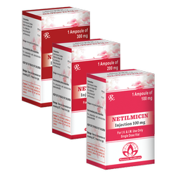 NETLIMYCIN 300MG