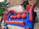 4 Ball Inflatable Game