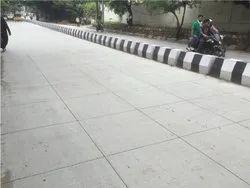 Cement Concrete Road Construction Servic...