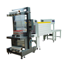 SPWS 6540 Heat Shrink Tunnel Machine