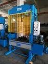 OMKAR Make Power Operated Hydraulic Press Machine - 10 Ton