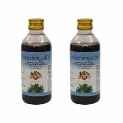 Arya Vaidya Neelibringadi Coconut Oil 200ml pack of 2(Free Worldwide Shipping)