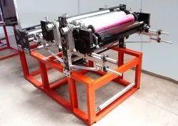 Dinning table roll printing Making Machine