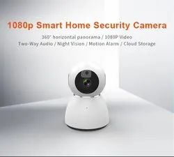 Tenda 2 MP Ip Wifi Camera, For Indoor Use, Model Name/Number: C80